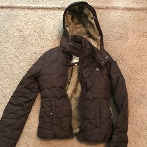 Abercrombie and Fitch jacket size small